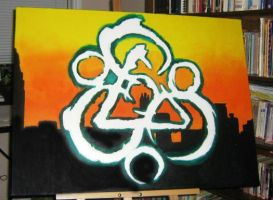 Coheed and Cambria logo by x-bed-of-razors-x