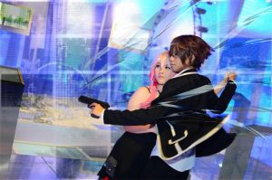 Guilty Crown: Void by cure-pain