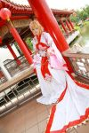 Tsubasa Reservoir Chronicle - Princess Sakura by Xeno-Photography
