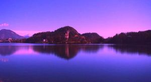 Lake Bled by megymaca