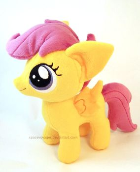 Scootaloo by PlanetPlush