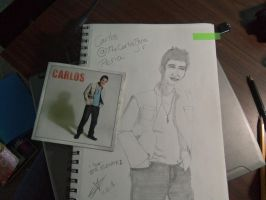 Carlos Pena Jr. by kiora101