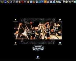 Spurs '08 by cdickerson