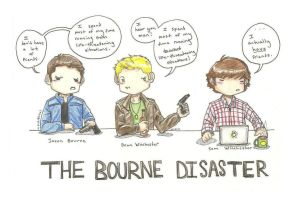 The Bourne Disaster by fishAUciel
