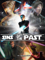 Sins of the past poster by DarthDestruktor