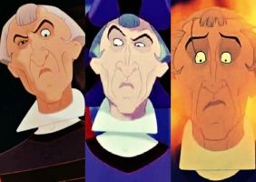 Frollo's Best Expressions #2 by Claudette900