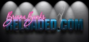 Briana Banks Reloaded Branding by cynicdesign