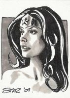 Wonder Woman by StazJohnson