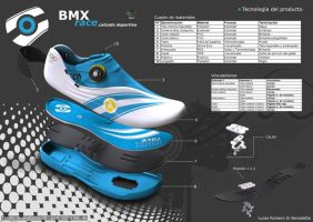 BMX Shoes by lucasromerodb