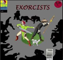 Exorcists by LordStrhad