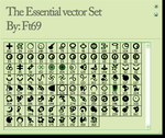 The Essential vector Set by FT69