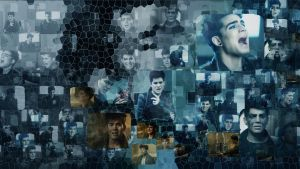 Adam Lambert Wallpaper by Liquid-86