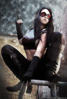 X-23 cosplay by AstroKerrie