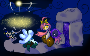 PMDU: Guide the Ghosts by DJ-Catsume