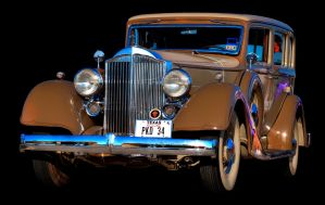 1934 Packard by jmotes