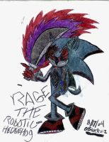 Rage -colored- by Slash-The-hedgehog