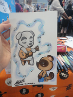 NYCC Slider and Nook by CritterKat