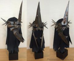 Witch King of Angmar by RhavanielCreations