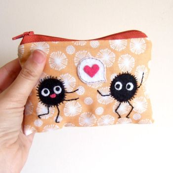 Adorable soot pouch by yael360