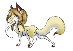 Herp Derpin with MyPaint by Ivoruvero