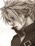 Cloud Strife by Past-Chaser