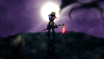 Scarecrow ~ Wallpaper by Karl97