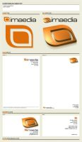 Imaedia Corporate Identity by zekie