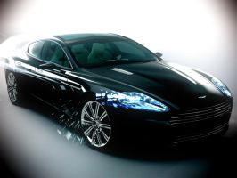 Aston Martin Rapide Concept by Pawz2142