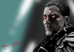 General Zod by LordApep