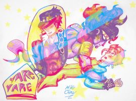 Yare Yare by Niky-Chan