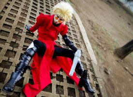 Vash the Stampede by kuroneko908