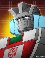Wheeljack by AJSabino