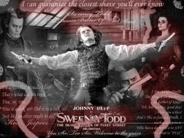 Sweeney Todd wallpaper by marty-mclfy