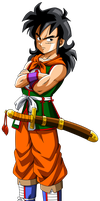 Yamcha - Dragon Ball by orco05