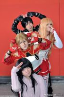 Sword Art Online Cosplay Group by ShinArus