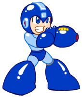 Mega Man. by Egoraptor