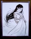 commisione drawing at megacon by theirison