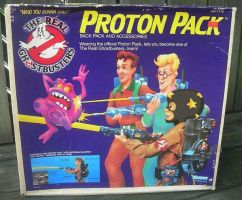 Maki Proton Pack by Makinita