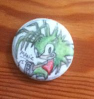 Manic Badge by ConsultingSorcerer
