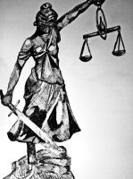 Lady Justice by MadCookie333