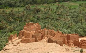 Boulmane of Dades by beloutte