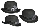 Steampunk Hat by Jumpfer-Stock