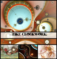 Like Clockwork: A Calendar by NatalieKelsey