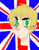APH England by TemporalMaidOfDoom