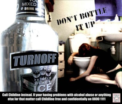 Childline- alcohol abuse. by devotion-and-desire