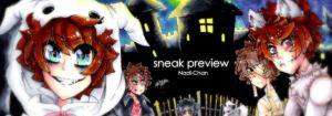 Crycest Halloween - Sneak preview by Nadi-Chan