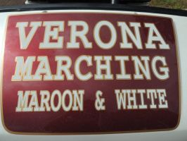 Verona Marching Maroon and White by SailorMoon190