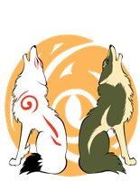 Legend of Okami by OkamiRaina