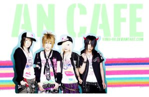 An Cafe- Wallpaper by Yuko-00