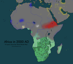Picking up the Pieces in Africa by moxn